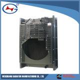 Ntaa855-G7-14 de líquido del radiador de cobre de radiador de agua para el generador