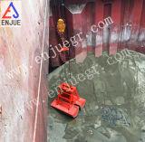 Shanghai Enjue na cubeta de controle remoto conservada em estoque da garra da carga de maioria