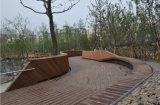 El bambú natural al aire libre Suelo