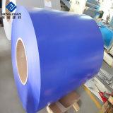 Résistance à la chaleur de la bobine d'aluminium gaufré/bande pour les toitures