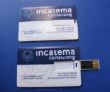 Cerveja de impressão personalizado Cartão de crédito promocional Unidade Flash USB