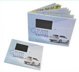 Zoll 4.3 Zoll LCD-Bildschirm-Video-Broschüre