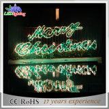 LEDのWindowsの装飾のメリークリスマスのサンタクロース屋外ライト