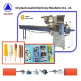 Swsf-450 de horizontale Form-Fill-Seal Machine van de Verpakking van het Type