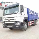 Camion del carico del carraio di Sinotruk HOWO 6X4 10 da vendere