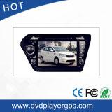 De Auto DVD van twee DIN voor KIA K2/Rio met GPS/Bt/iPod