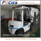 Chariot élévateur à fourche 2 tonnes diesel avec moteur Isuzu