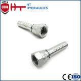 Htの油圧管の真鍮の適切な製造業者の油圧ホースフィッティング