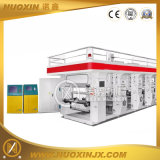 Machine d'impression à grande vitesse de rotogravure de film plastique (NUOXIN)