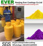 Elektrostatisches Puder-Tinten-Gelb, zum des Gas-Zylinders anzustreichen