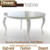 2016新式のダイニングテーブルの日本のダイニングテーブルLs214の標準的な木のダイニングテーブルの食堂テーブル