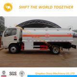 제조 Dongfeng 6X4 40m3 연료 유조선 디젤 엔진 납품 트럭