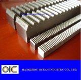 M5 50X50X1000 Racks engrenages industriels