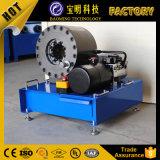 Marcação flexível de estampagem de máquina 24V 12V a mangueira hidráulica da máquina de crimpagem