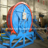 スクレープのタイヤのリサイクルプラントゴム製粉装置