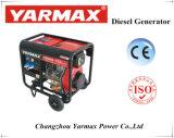 Ouvrir le type le générateur diesel refroidi à l'air (3/5/6KW)