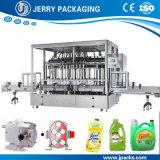 Machine de remplissage de bouteilles de mise en bouteilles de pétrole automatique de la Chine pour le liquide visqueux