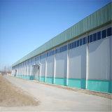 Le bâtiment préfabriqué Structure légère en acier de grande portée atelier