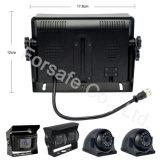 Piezas de refacción cámara resistente al agua con IP69K Monitor para la seguridad de la visión