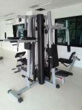 Equipo de la aptitud/equipo/cinco unidades Stattion de la gimnasia