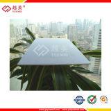 (ISO. SGS. Los paneles del sólido del policarbonato de RoHS Certeficated Lexan