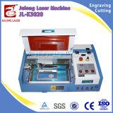 Multifunktions-CO2 Minilaser-Ausschnitt-Maschinen-Preis-Hochzeits-Einladungs-Laser-Scherblock