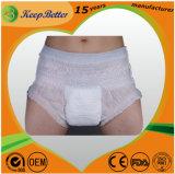 Одноразовые для взрослых защитные нижнее белье потяните вверх брюки Underpants Питающегося OEM/ODM/специализированные производства производителя