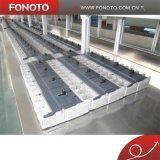 250 un nivel superior capacidad de ruptura diseñado disyuntor de caja moldeada