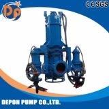 Pompe Submersible 80HP pour le sable de dragage de la rivière