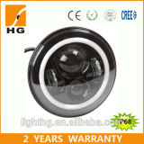 7inch 60W High Low Beam LED Headlight para Jeep Wrangler
