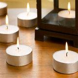 装飾的なクリスマスのための石蝋の蝋燭のTealightの蝋燭