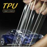 Autoadesivo coperchio invisibile/trasparente della pellicola automobilistica di protezione della vernice della graffiatura dell'automobile per l'automobile 3 strati