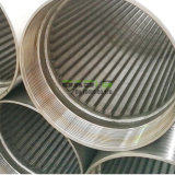 SS304/316 Toilets Filter Mesh Screens/Toilets Well Sand Filters/Toilets Well Sand Screens for Liquid Filtration