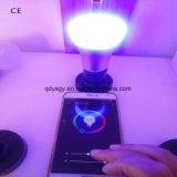 7W WiFi 알루미늄 바디를 가진 지능적인 LED 전구