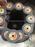 Durable в режущем диске пользы усиленном твердой смолой истирательном для металла