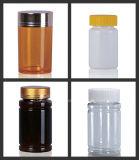 Pet de elevada qualidade 150ml garrafas personalizadas para embalagem de produtos farmacêuticos