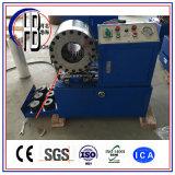 Máquina de compressão de mangueira hidráulica de suspensão de ar usada