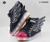 Les fabricants d'Enfants bottes lampe LED, Papillon, Angel de chaussures Chaussures, bottes enfants fournisseur
