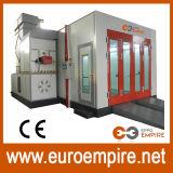 La CE aprobó los equipamientos de taller la pintura de automóviles Alquiler de cabina de pintura