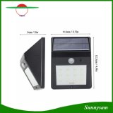 2016 Nouveau style Meilleur Promotion 12 LED Solar Powered Wireless PIR Motion Sensor Light Outdoor Garden Security Wall Lamp