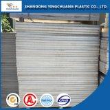 L'impression personnalisée étanche extérieur en PVC de construction de la mousse d'administration