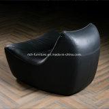Sofá do Recliner do couro da mobília da sala de visitas do estilo do vintage