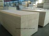 Alta madera contrachapada brillante de la melamina del grado E0 para la decoración