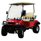 Buggy de caza eléctrica de golf con cesta
