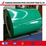 China Pas Cher Galvalume prépeint bobine/PPGL pour les toitures, de la construction