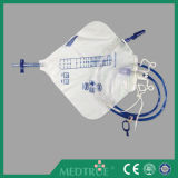 CE/ISOの公認2000ml側面のアウトレットの贅沢な尿袋(MT58043262)