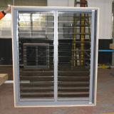 Kleiner gute Qualitätssteuerung-Aluminiumglasblendenverschluß Windows K09008