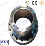 CNC에 의하여 주문을 받아서 만들어지는 양말 기계 부품 알루미늄 기계 예비 품목