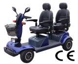 2つのシートの電気移動性のスクーターD413f