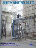 Réacteur revêtu d'acier inoxydable bio pour l'échelle pilote